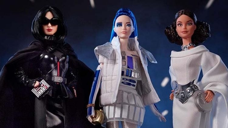 Mattel Unveils A High-Fashion Barbie Line Inspired By 'Star Wars: A New Hope'