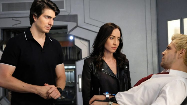Losing Legends: Brandon Routh And Courtney Ford Are Exiting 'Legends Of Tomorrow'
