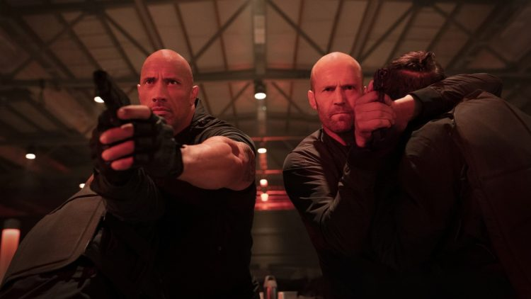 Dwayne Johnson Compares 'Hobbs & Shaw's Performance To That Of 'Ant-Man'
