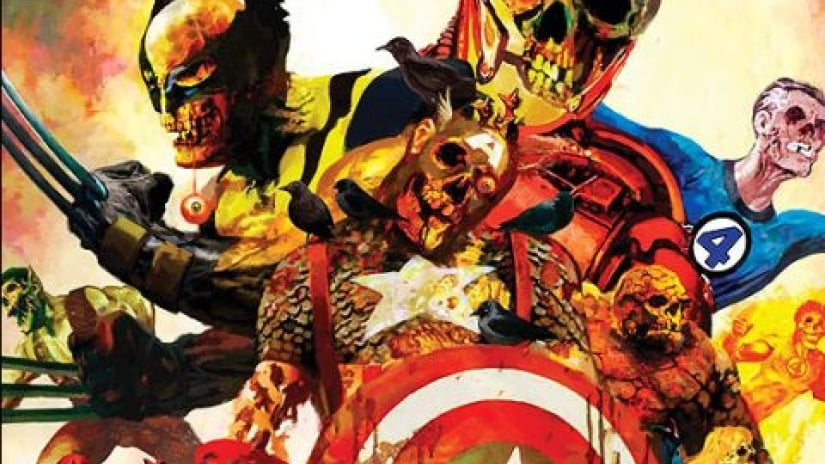Comic Archive: Marvel Zombies 2 (2007)
