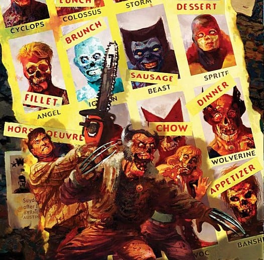 Comic Archive: Marvel Zombies vs. Army of Darkness (2007)
