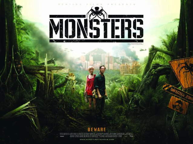 Throwback Thursday: Monsters (2010)