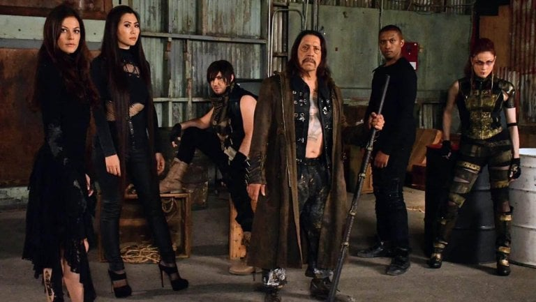 Real-Life Hero Danny Trejo Joins Science Fiction Series 'Paragon'