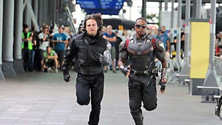 The Falcon And The Winter Soldier screen shot