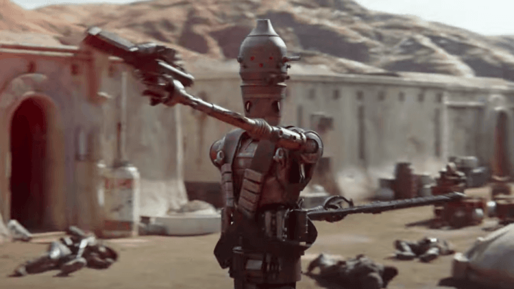Why Did The Mandalorian Introduce IG-11 Instead Of Using IG-88?