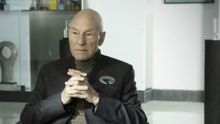Here's How Sir Patrick Stewart Was Lured Back For 'Star Trek: Picard'
