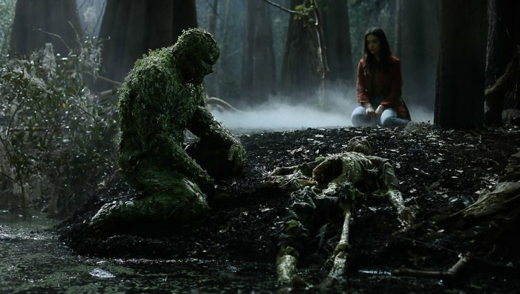 Swamp Thing finale