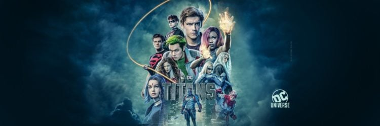 Titans S2 one sheet