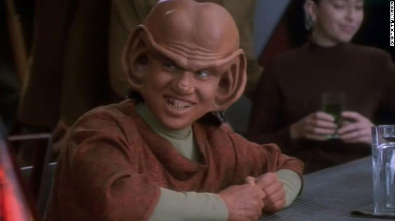 Aron Eisenberg, Who Played Nog On 'ST:DS9' Has Passed Away