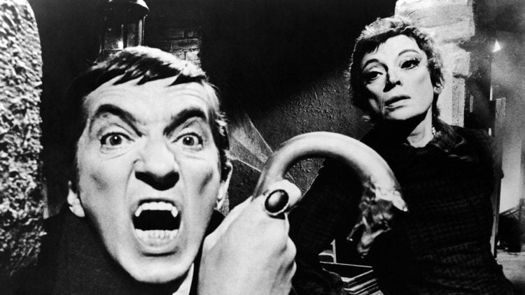 The CW Is Developing A Revival Of Dark Shadows
