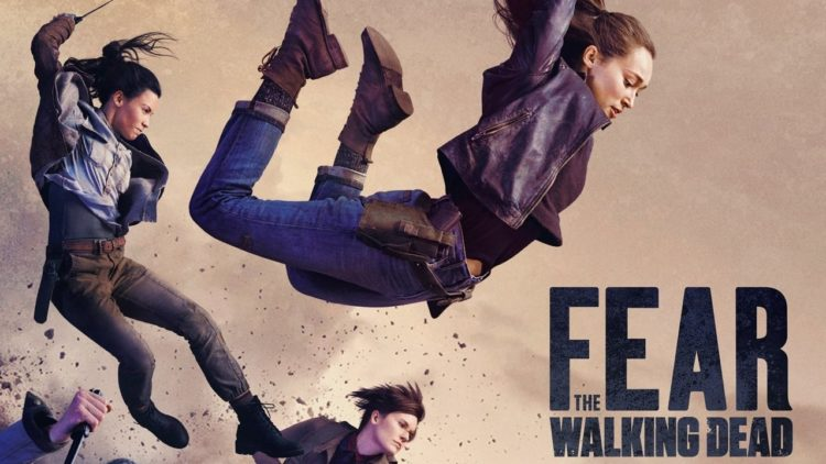 Fans Launch A Petition To Replace Fear The Walking Dead