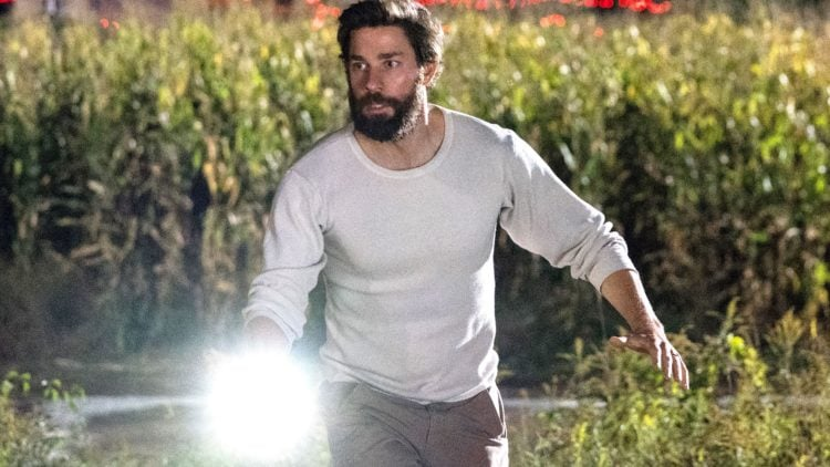 John Krasinksi Announces That 'A Quiet Place 2' Has Wrapped