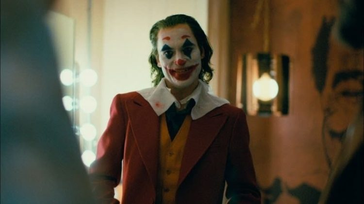 Joker movie trailer screen shot
