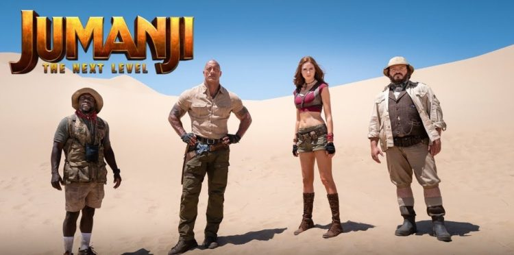 Jumanji: The Next Level Unveils Another Poster And The Final Trailer