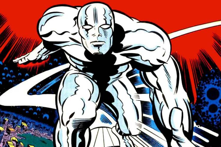 Silver Surfer Movie May Be In The Works At Marvel Studios