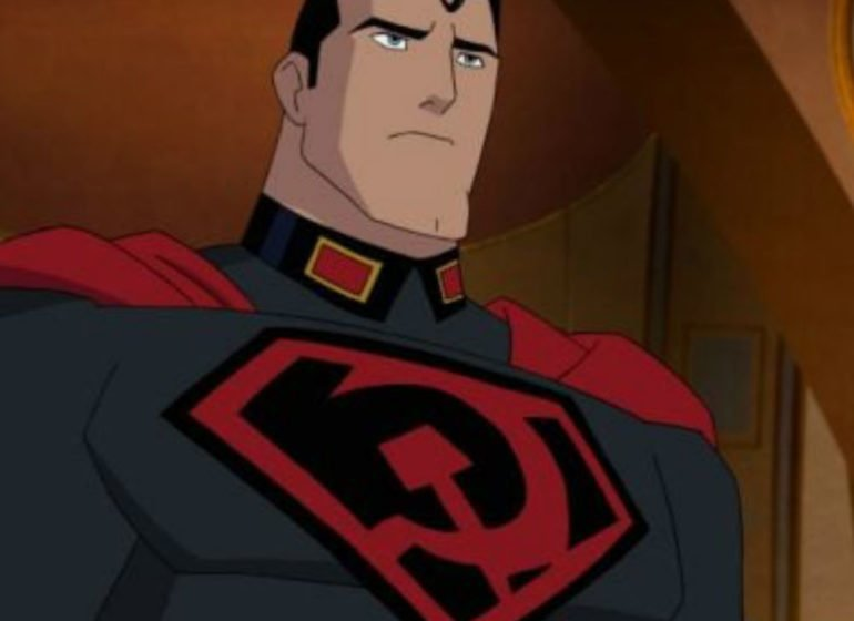 Superman Red son slider image