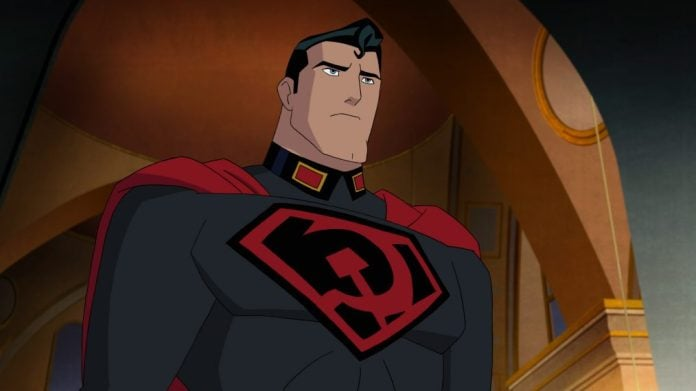 Familiar Voices To Fill Out The Roster Of 'Superman: Red Son'