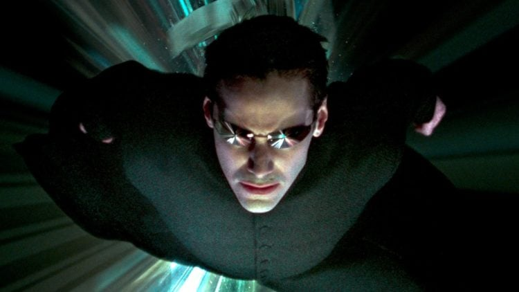 "Keanue Reeves Says The Script For 'The Matrix 4' Is ""Very Ambitious"""