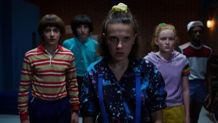 "Millie Bobby Brown Was ""Pissed"" at the 'Stranger Things' Season 3 Finale"