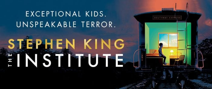 Stephen King Talks About 'The Institute'