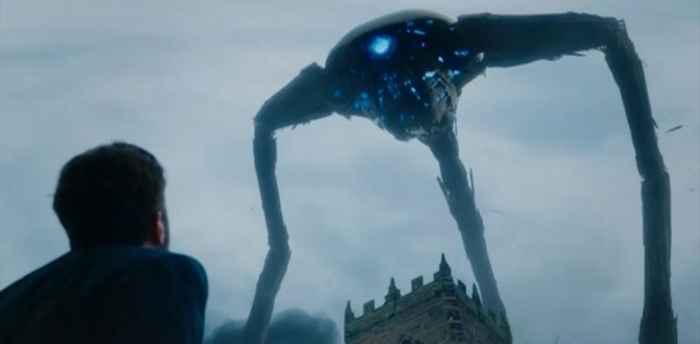 BBC Releases New Trailer For War Of The Worlds