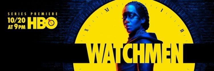 HBO Has Released Their Emmys Promo For Watchmen
