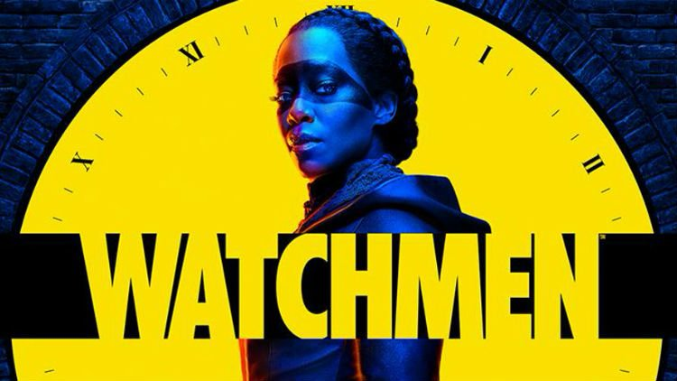 The Watchmen First Marketing Poster