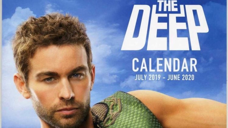 Chace Crawford Goes Deep Regarding His 'The Boys' Promo Calendar And... Ahem, His Super Package