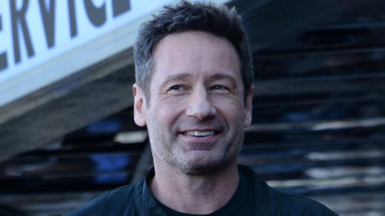 David Duchovny Has Fallen Under The Spell Of 'The Craft'