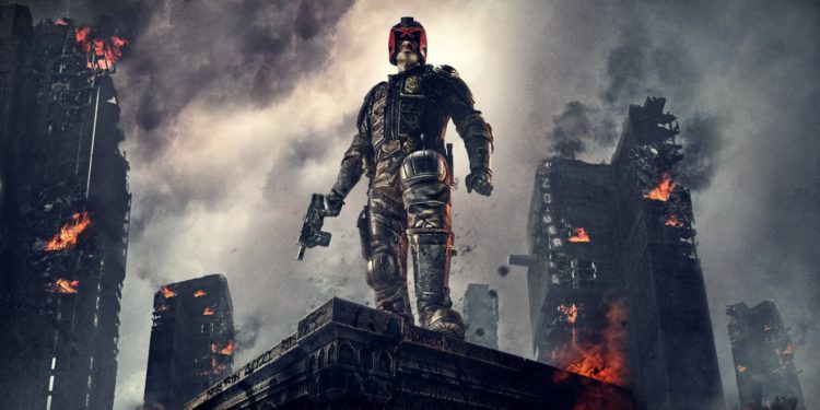 Judge Dredd Series Will Focus On The People In His Life
