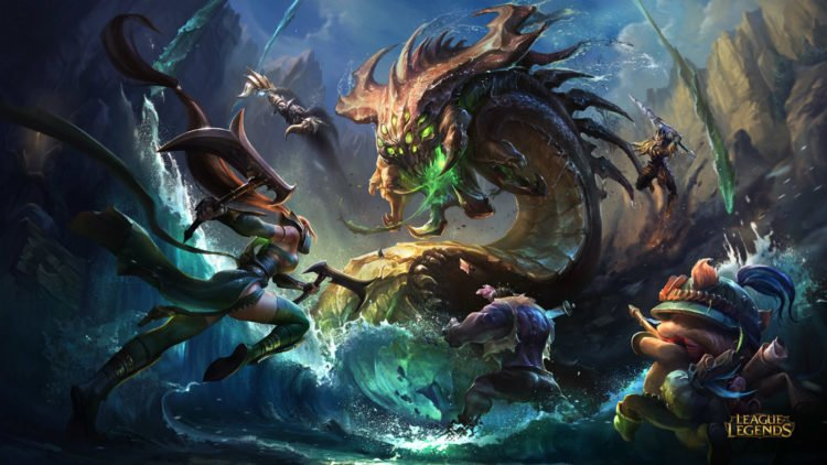 Riot Games' League Of Legends Is Becoming An Animated Series