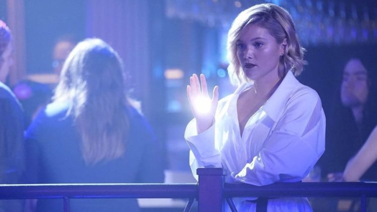 Olivia Holt Writes A Lengthy, Heartfelt Letter To The Creators And Fans Of 'Cloak & Dagger'