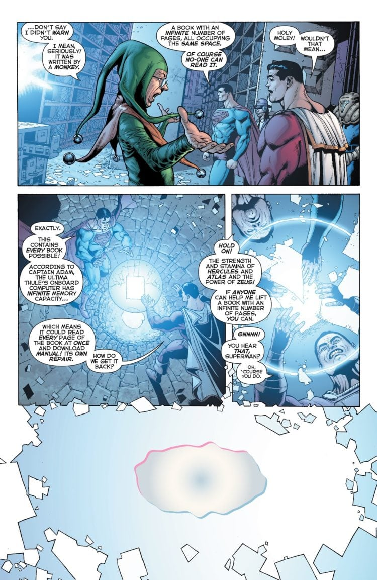 Superman 's Story Is The Greatest Story (Part I)
