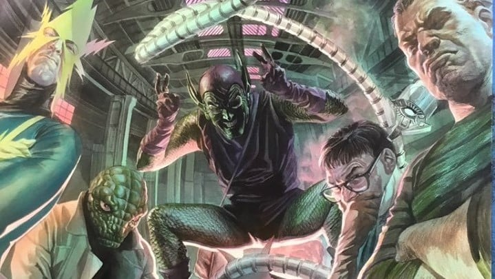 Sony Appears To Be Revisiting The Idea Of A Big Screen Sinister Six