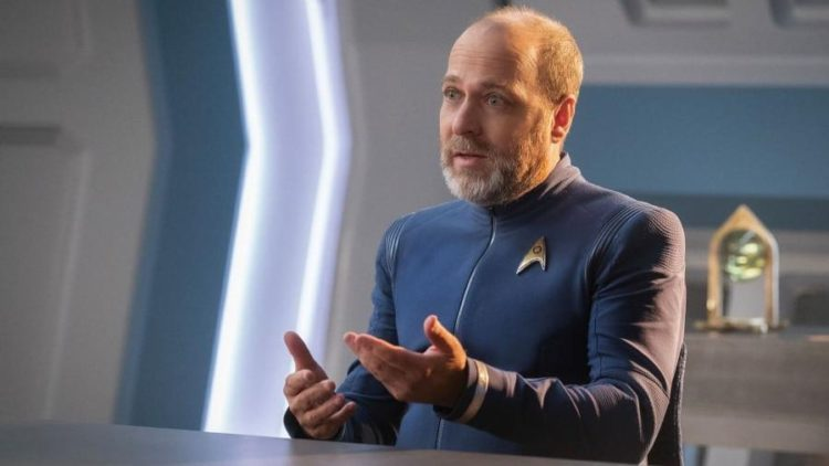 "'Star Trek: Short Treks': Trailer For ""The Trouble With Edward"""
