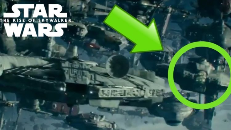 Rise Of Skywalker Easter Egg