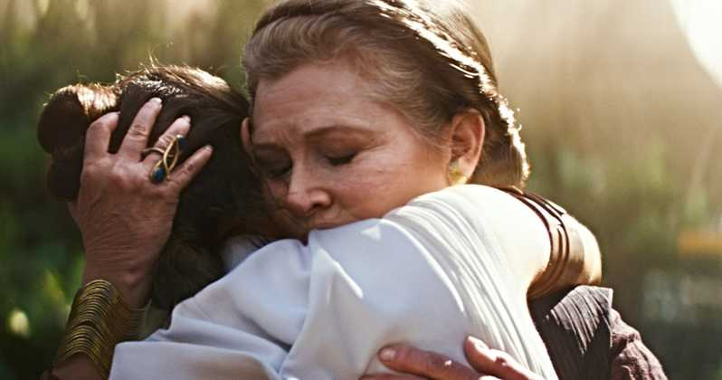 Bryan And Billie Lourd Denounce Unauthorized Book On Carrie Fisher's Life