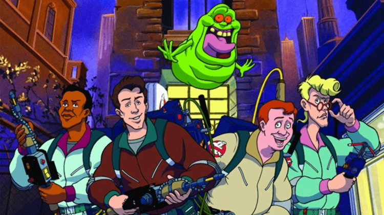 Super Saturday: The Real Ghostbusters (1986)