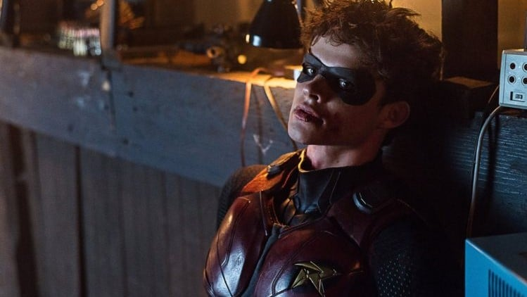 Holy Tacky! DC Universe Polls Viewers To See Whether Jason Todd Should Live Or Die On 'Titans'