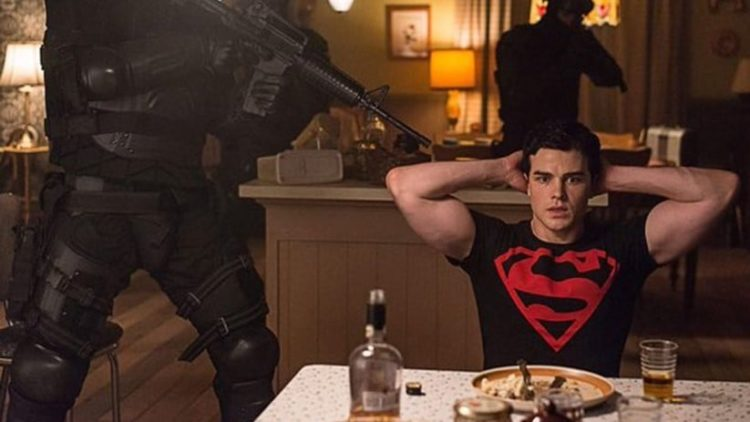 Superboy appears on 'Titans'