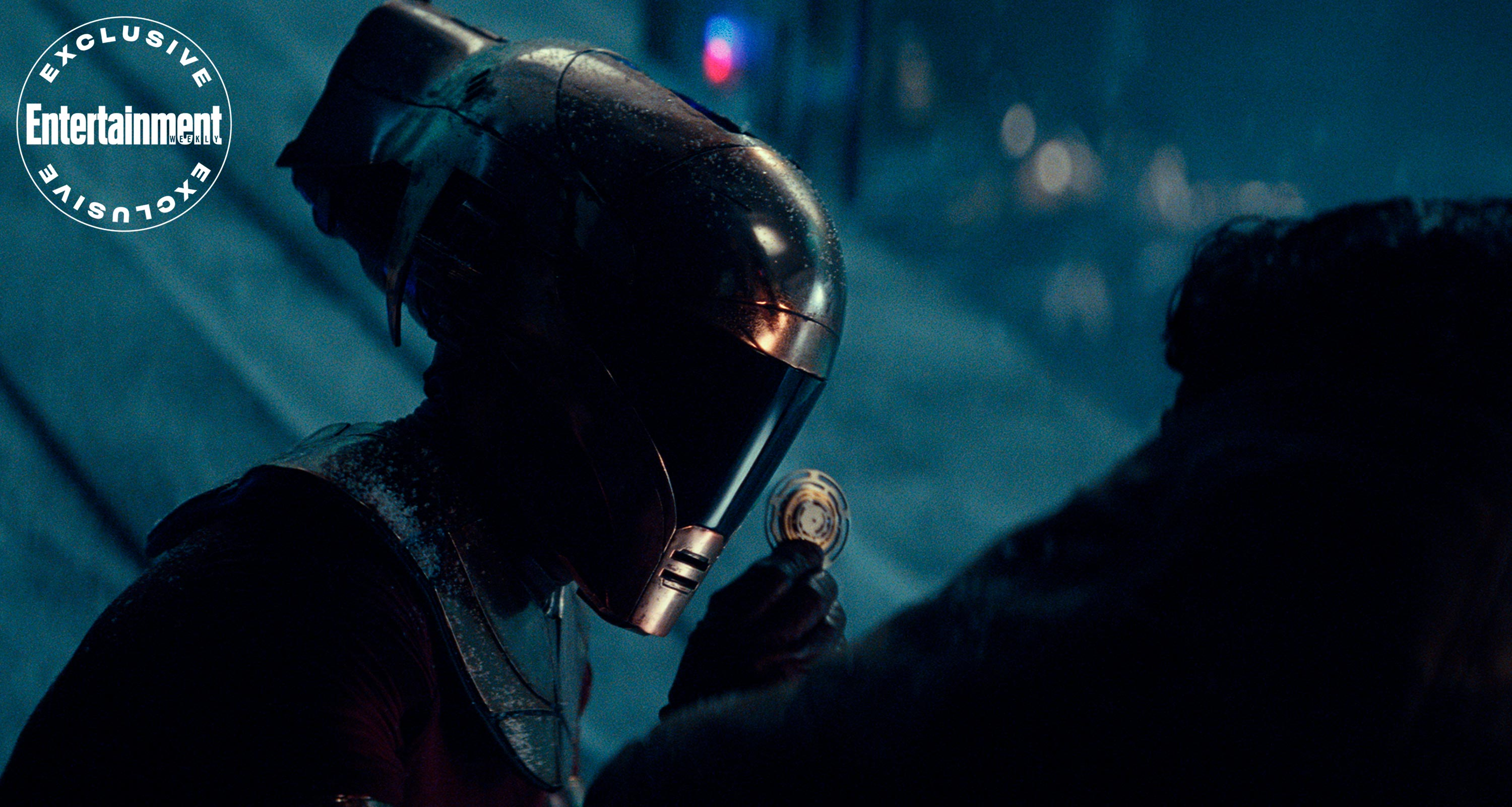 Will Two New Photos Of Zorri Bliss From 'Star Wars: The Rise Of Skywalker' Shed Any Light On Her Role?