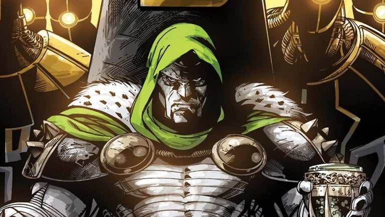 Noah Hawley Doesn't Sound Hopeful About His 'Doctor Doom' Movie