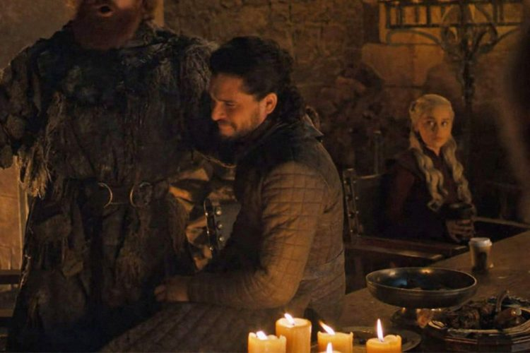 Emilia Clarke Reveals The Truth About Which 'Game Of Thrones' Actor Was Drinking Coffee On Set
