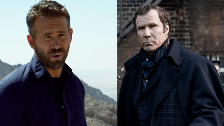 Ryan Reynolds And Will Ferrell Set To Star In A Christmas Carol