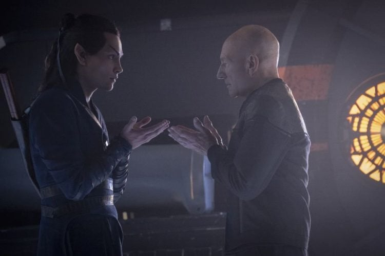 NYCC 2019: New Star Trek: Picard Trailer And Photos
