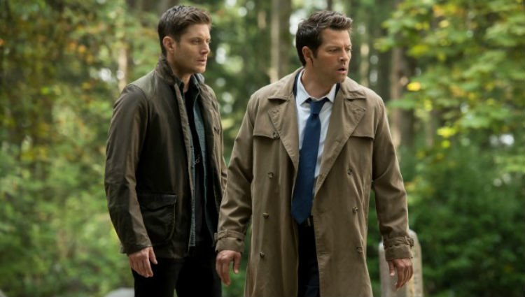 supernatural the rapture