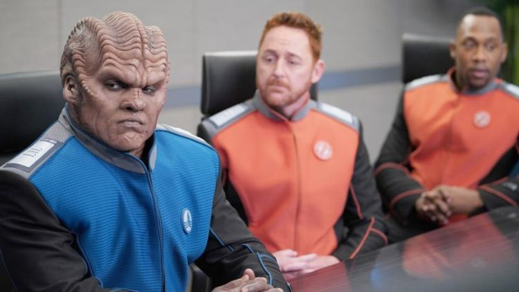 The Orville Episodes Will Be 12-15 Minutes Longer With More Bortus Karaoke On Hulu