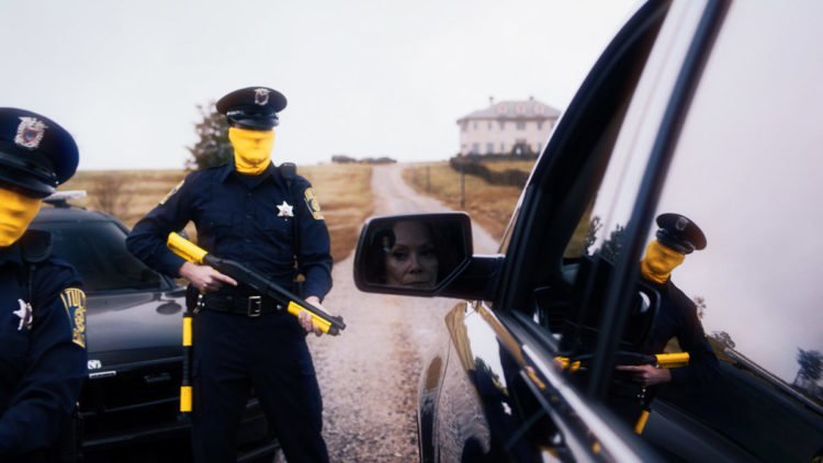 HBO's 'Watchmen' Reveals Why The Police Officers Are Masked