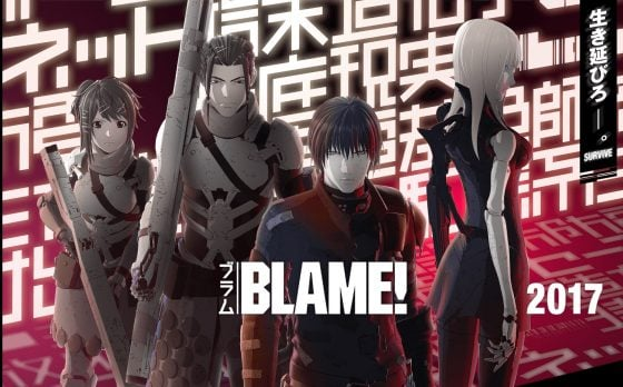 Blame title image