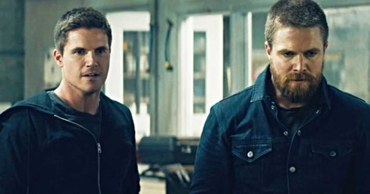 The 'Code 8' Trailer Shows Stephen And Robbie Amell Ready For Action